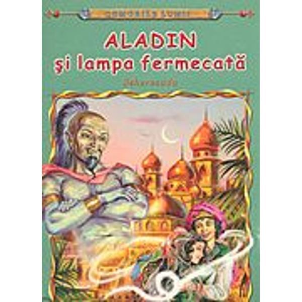 Aladin si lampa fermecata - Stefan