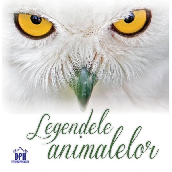 Fiecare animal are o legend&259; care explic&259; într-un mod creativ cum a aparut printre noi Dup&259; ce le citi&355;i pe fiecare lumea din jur are mai mult farmec