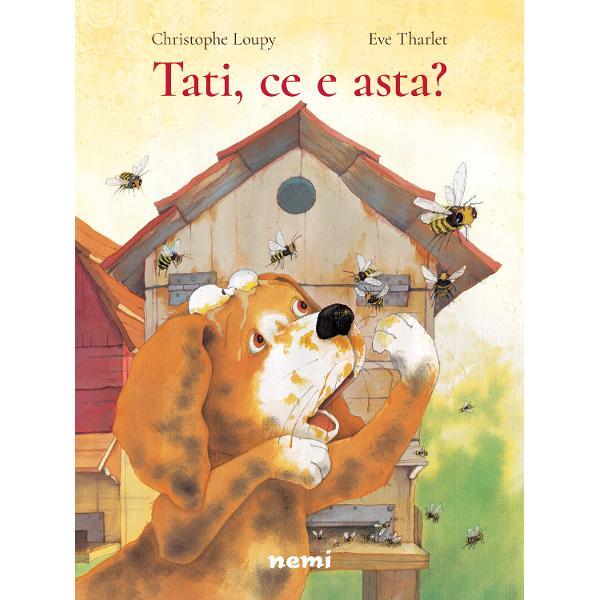 Ce-i face sotia fermierului vacutei Ce culege din cotetul gainilor Ce e zgomotul asta ciudat Ce se afla in stupii albinelor Labuta este cel mai curios pui si vrea sa afle raspunsurile la toate intrebarile &8222;Asteapta si vei vedea&8220; ii spune  rabdator  tatal sau in timp ce amandoi se plimba prin ferma Dar Labuta e prea curioasa ca sa astepte si astfel intra in tot felul de buclucuri Totusi  dupa toate incurcaturile pe care le provoaca  la finalul plimbarii descopera ca a aflat