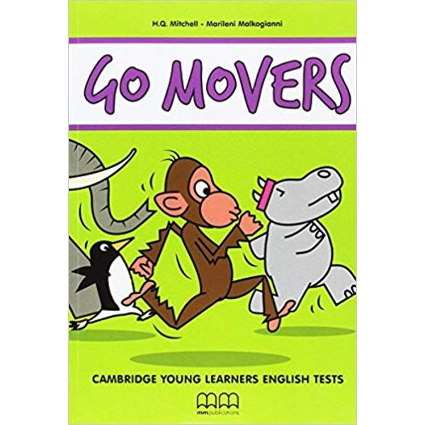 Go Movers with CD