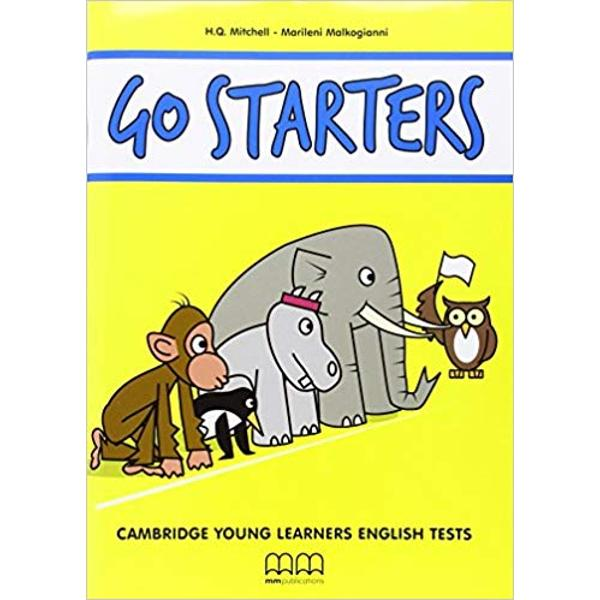 Go Starters with CD
