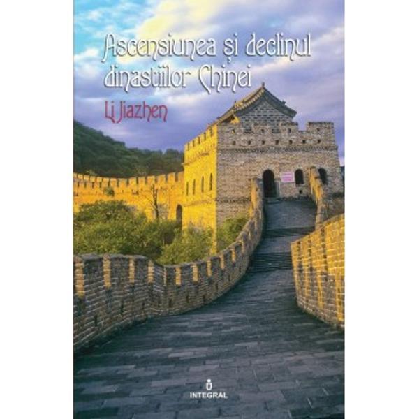 """""""Ascensiunea &537;i declinul dinastiilor Chinei"""" reprezint&259; o lucrare ce poate fi plasat&259; în zona de interferen&539;&259; între istoriografie &537;i povestire istoric&259; un corpus adi&539;ional care poate face studiul istoriei Chinei mai palpabil dar &537;i mai palpitantPersonalit&259;&539;ile trecutului devin personaje într-un scenariu ce admonesteaz&259; subtil alunec&259;rile prezente racilele firii umane –"""