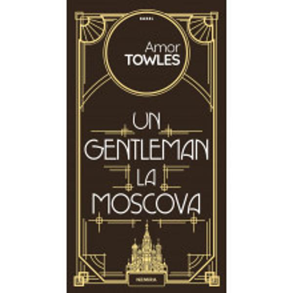 Este anul 1922 Contele Rostov nu se caieste ca e aristocrat si un tribunal bolsevic il condamna la arest la domiciliu Pentru bonomul erudit care nu a lucrat niciodata celebrul hotel Metropol de la Moscova devine si domiciliu si loc de munca Si viata lui trece strivita de decenii crude si tulburi din viata Rusiei iar cititorul il insoteste pe contele sarmant in lumea veche si in lumea noua unde nimic nu mai e la felRoman al unui sfarsit dureros si al unui inceput inevitabil Un