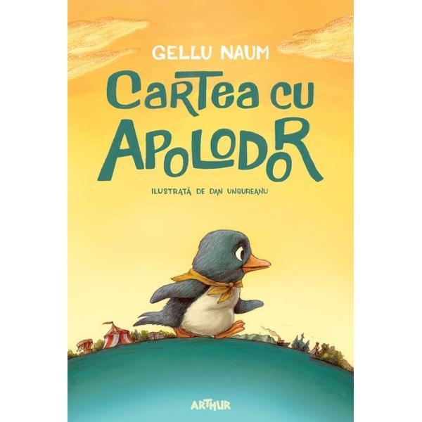 Cartea cu Apolodor este un text unic în cultura român&259; valoros atât dup&259; criteriile poeziei mari cât &351;i dup&259; rigorile specifice literaturii celor mici Un poem de o mare inventivitate cu niveluri &351;i chei de lectur&259; diferite o carte de aventuri dar &351;i o carte despre literatur&259; cu un narator când ingenuu când pus pe &351;otii cu un personaj ba curajos ba nu prea cu un mesaj