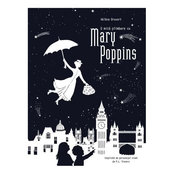 Jane &537;i Michael Banks nu se plictisesc nicio clip&259; &238;n compania guvernantei lor un pic sever&259; un pic misterioas&259; &537;i cu siguran&539;&259; o mare magician&259; Al&259;turi de Mary Poppins o simpl&259; plimbare prin ploaie pe str&259;zile Londrei se transform&259; &238;ntr-o c&259;l&259;torie fantastic&259;
