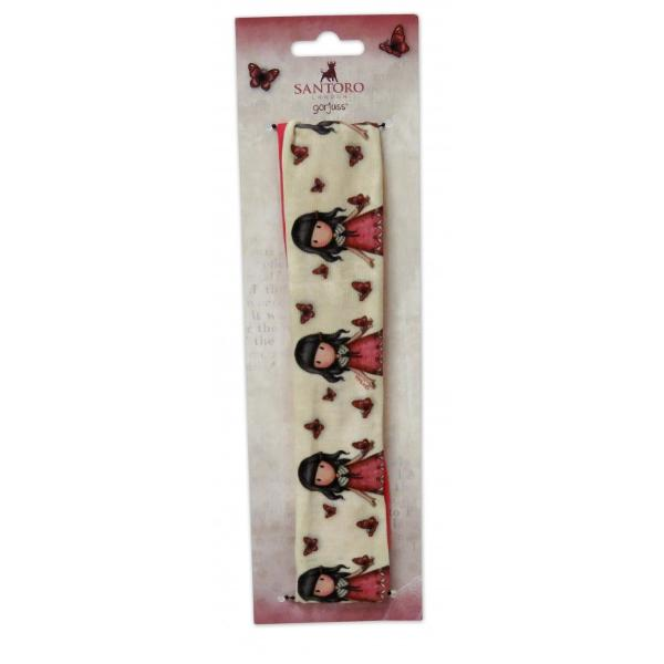 Gorjuss Bentita elastica - Time To Fly un accesoriu la moda pentru par pentru fetite domnisoare sau tinere doamne&160;