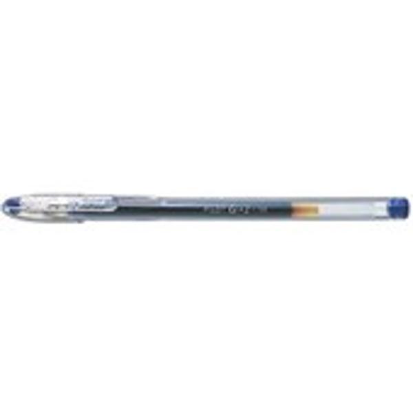 Corp din plastic capac prevazut cu clip de prindere si grip cauciucat varf metalic scriere 05 mm