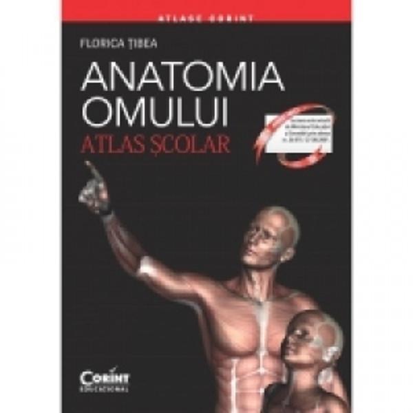Atlas scolar anatomia omului 2015