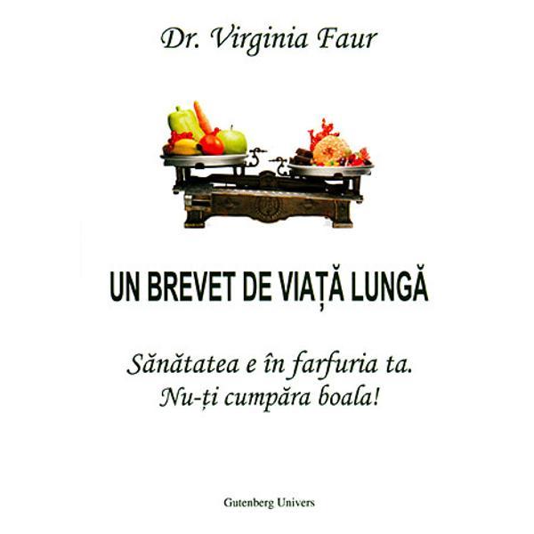 Cartea con&539;ine recomand&259;ri practice pentru o via&539;&259; lung&259; &537;i fericit&259; precum &537;i 84 de re&539;ete culinare cu ingrediente s&259;n&259;toase Teme abordate importan&539;a florei intestinale alimentele vii – surs&259; de enzime beneficiile consumului de cacao de semin&539;e hidratate frunze verzi &537;i cânep&259; alimenta&539;ia omului s&259;n&259;tos condimente protective strategii pentru longevitate modalit&259;&539;i