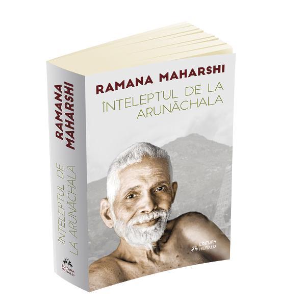 Prezentul volum cuprinde dialogurile din Talks with Sri Ramana Maharshi lucrare aparuta pentru prima oara in limba engleza in anul 1955 Convorbirile purtate cu Ramana Maharshi intre anii 1935 si 1939 de catre discipoli din ashram si vizitatori veniti din intreaga lume au fost inregistrate de Sri Munagala Venkataramiah devenit mai tarziu Swami Ram&257;nanda Sarasvati Ii suntem recunoscatori acestuia pentru rigurozitatea cu care a notat dialogurile ca interpret calificat in cadrul