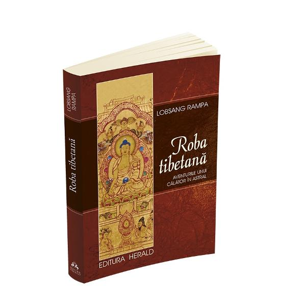 O carte care ne poarta intr-o calatorie mistica la inaltimile rarefiate ale Himalayei insotiti de un cautator al invataturii lui Buddha Calea de Mijloc Cele Patru Nobile Adevaruri drumul spre NirvanaIncepand ca un tanar rebel si neconformist autorul ne relateaza traseul sau pe treptele initierii si modul in care el a ajuns la nivele avansate cum ar fi deschiderea celui de-al treilea ochi sau calatoria astrala Astfel Lobsang Rampa ne face cunoscute sfaturile si obiceiurile