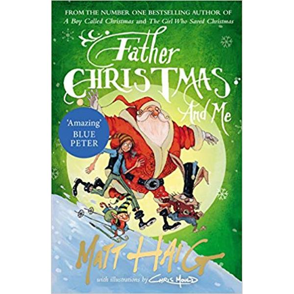 Amelia lives in the magical town of Elfhelm newly adopted by Father Christmas and his wife Mary  When the very jealous Easter Bunny launches an attack to ruin Christmas it's up to Amelia her family and the elves to fight off the forces of evilBut can they keep Christmas alive