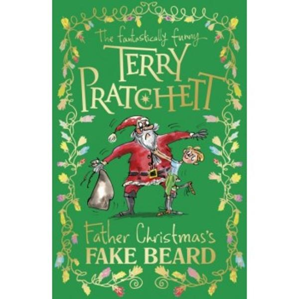 A collection of wonderful Christmas stories from the fantastically funny Terry Pratchett With incredible illustrations from Mark Beech Have you ever wanted Christmas to be different Turkey and carols presents and crackers - they all start to feel a bit    samey How about a huge exploding mince pie a pet abominable snowman or a very helpful partridge in a pear tree What if