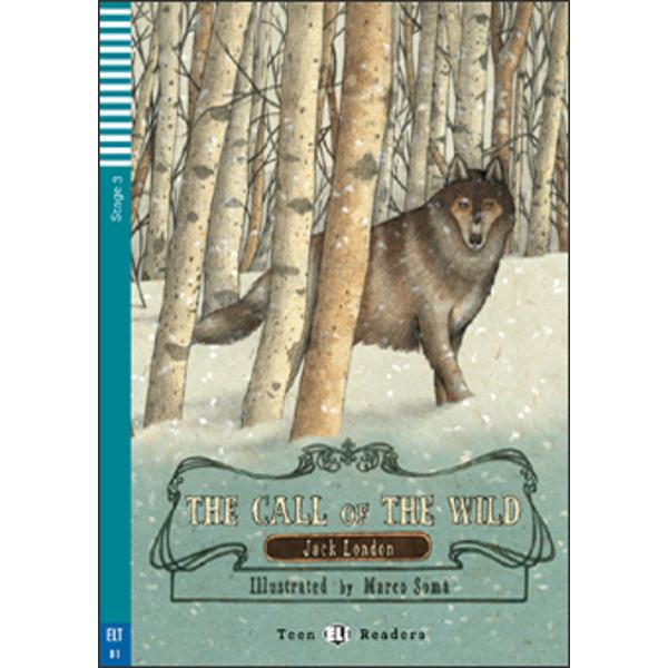 When The Call of the Wild was published the first printing of 10000 copies sold out immediately and it is still one the best known stories written by an American authorIn this Reader you will findFocus on&133;Jack London Huskies CLIL History TheKlondike Gold Rush  A glossary of difficult words Comprehension activities  Test yourself TagsAdventure  Courage  The Wild Buck a happy quiet dog living in sunny California is kidnapped andsent north to begin a new