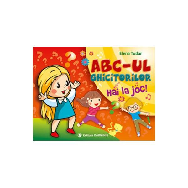 ABC-ul ghicitorilor Hai la joc este o carte atractiv&259; destinat&259; tuturor copiilor din clasele primare care vor s&259; se recreeze p&259;rin&355;ilor care doresc s&259; petreac&259; timpul liber al&259;turi de copiii lor precum &351;i înv&259;&355;&259;torilor care pot folosi scenetele &351;i exerci&355;iile-joc la clas&259; &351;i la serb&259;ri ABC-ul ghicitorilor Hai la joc este o carte
