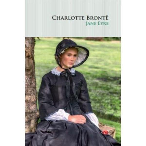 Dupa o copilarie dificila marcata de sara cie si lipsuri tanara Jane Eyre devine guvernanta la Thornfield Hall castelul unui gentleman bogat Edward Rochester Cu timpul cei doi incep sa se apropie discuta se infrunta invata sa se respecte reciproc si in cele din urma se indragostesc unul de altul Jane intrevede posibilitatea unei vieti linistite insa un adevar cumplit iese la lumina parca pentru a-i dovedi ca nu poate fi fericita ca nu poate sa aiba parte de dragoste si sa scape