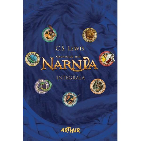 Pachetul con&539;ine urm&259;toarele titluri- Cronicile din Narnia Nepotul magicianului 1- Cronicile din Narnia Leul Vr&259;jitoarea &537;i dulapul 2- Cronicile din Narnia Calul &537;i b&259;iatul 3- Cronicile din Narnia Prin&539;ul Caspian 4- Cronicile din Narnia C&259;l&259;torie cu Zori de zi 5- Cronicile din Narnia Jil&539;ul de argint 6- Cronicile din Narnia Ultima