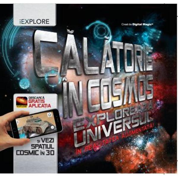 Universul e fascinantPreg&259;te&537;te-te de lansare &537;i observ&259; universul &238;ntr-un mod unic De la &8222;pepinierele&8220; de stele la ciocnirile galaxiilor vei descoperi &238;n aceast&259; carte cele mai uluitoare evenimente ce au loc &238;n spa&539;iul cosmic Afl&259; totul despre exoplanete g&259;uri negre Big Bang &537;i multe altele str&259;b&259;t&226;nd universul &238;n realitatea augmentat&259; cu ajutorul aplica&539;iei gratuite