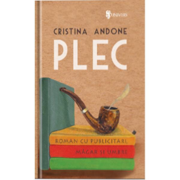 Plec – roman cu publicitari m&259;gar &537;i umbreeste o carte singular&259; în literatura român&259; actual&259; în care apar culisele unei lumi pe care se bazeaz&259; întreaga industrie de consum lumea publicit&259;&539;ii Pe acest fundal colorat plin de lumini artificiale promisiuni false &537;i slogane mai mult sau mai pu&539;in originale evolueaz&259; patru personaje care pornesc împreun&259; într-o