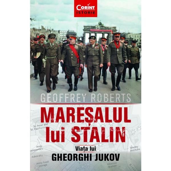 Om cu o voin&539;&259; de nezdruncinat &537;i extrem de energic Gheorghi Jukov a condus armata sovietic&259; în toate momentele de cotitur&259; ale celui de-al Doilea R&259;zboi Mondial El este cel care a împiedicat armata german&259; s&259; cucereasc&259; Leningradul în septembrie 1941 cel care a dirijat ap&259;rarea Moscovei în octombrie 1941 cel care a condus Armata Ro&537;ie în mar&537;ul ei spre Berlin &537;i a acceptat în mod oficial