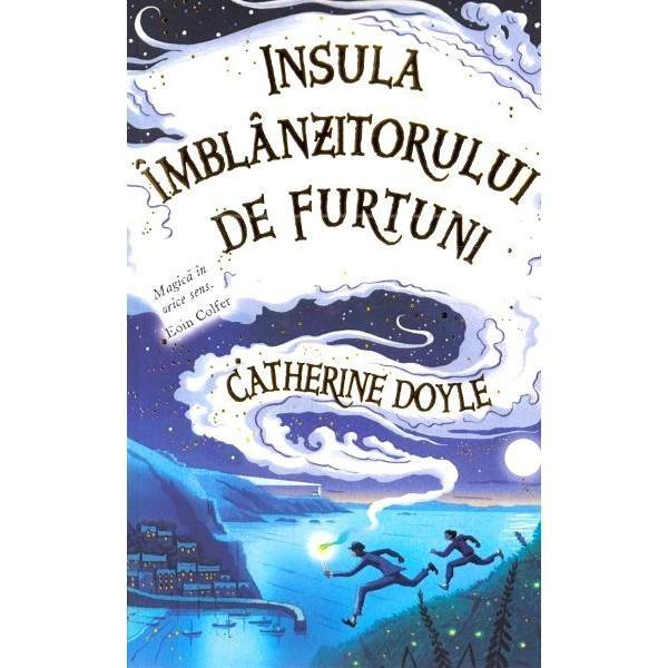 Atunci cand Fionn Boyle pune piciorul pentru prima oara pe Insula Arranmore aceasta se animaLa a fiecare generatie lnsula Arranmore isi alege un nou Imblanzitor de furtuni care sa-i manuiasca puterea si sa-i protejeze magia in fata dusmanilorPentru bunicul lui Fionn un batran misterios si excentric a venit momentul sa predea stafetaCurand un nou Imblanzitor ii va lua loculTotusi in adancurile insulei cineva il asteapta