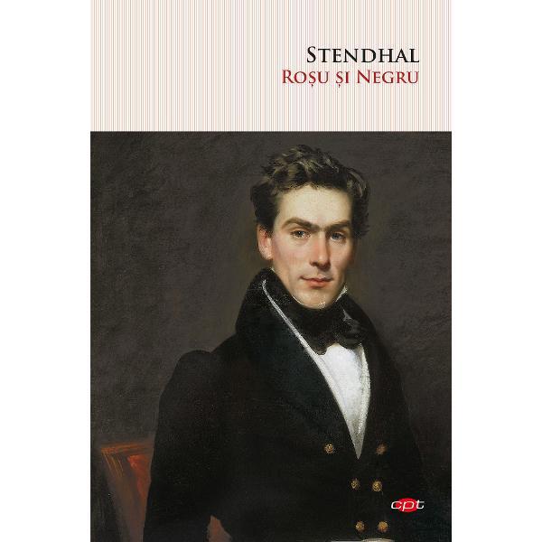 Considerat de critici romanul central al operei lui Stendhal Ro&351;u &351;i Negru este un portret incisiv &351;i plin de via&355;&259; al societ&259;&355;ii franceze din prima jum&259;tate a secolului al XIX-lea m&259;cinat&259; de corup&355;ie l&259;comie &351;i plictiseal&259; Julien Sorel profitorul f&259;r&259; scrupule hot&259;rât s&259; se ridice deasupra originilor sale provinciale umile prin în&351;el&259;ciune &351;i egoism r&259;mâne