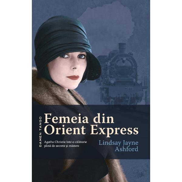 Agatha Christie intr-o calatorie plina de secrete si mistereDezorientata din cauza unei casnicii nefericite Agatha Christie se deghizeaza si urca in Orient Express Dar spre deosebire de Hercule Poirot faimosul ei detectiv ea nu poate dezlega misterele calatorieiTrenul isi urmeaza drumul pasagerii prind contur trecutul ii insoteste neincetat &536;i mai ales pasagerele au ceva de ascuns Prizoniere in nefericirea lor toate femeile cunoscute in Orient Express isi pazesc strasnic