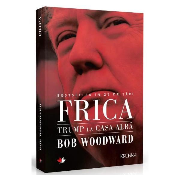 ste greu de imaginat un portret mai ingrijorator al unui presedinte caracterizat drept paranoic agresiv si otravit de putere Cu toate acestea Bob Woodward reuseste inFricasa surprinda intreg spectrul elementelor care alcatuiesc profilul presedintiei lui Donald Trump dezvaluind secvente si detalii nestiute despre nenumarate situatii de criza cu care Casa Alba s-a confruntat din pricina unui presedinte impulsiv nestatornic si profund incapabil sa se ridice la nivelul