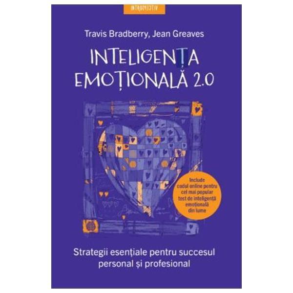 Inteligenta emotionala 20 Strategii esentiale pentru succesul personal si profesionalMetoda verificata pentru a-ti creste inteligenta emotionalaIn contextul vietii profesionale grabite de azi oamenii petrec mai mult timp cu calculatorul cu telefonul si in conferinte de afaceri decat comunicand direct fata in fata In aceasta retea din ce in ce mai complexa inteligenta emotionala este mai importanta ca oricand Conform