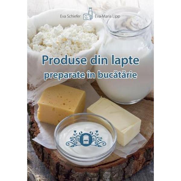"""Cartea prezint&259; pas cu pas producerea în propria buc&259;t&259;rie a alimentelor care au ca materie prim&259; laptele Scopul celor dou&259; autoare ele însele buc&259;t&259;rese încercate este de a-i înv&259;&355;a pe oameni """"s&259; simt&259; adev&259;ratul gust al alimentelor"""" pe care datorit&259; cre&351;terii num&259;rului de produse gata preparate cu gust identic se pare c&259; l-au uitatCititorii sunt"""