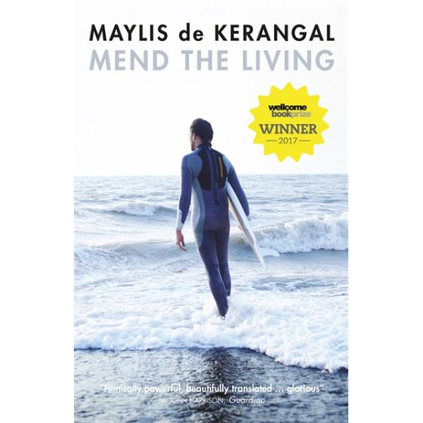 Winner of the Wellcome Book Prize 2017Longlisted for the Man Booker International Prize 2016Now a major French film REPARER LES VIVANTSHEAL THE LIVING directed by Katell Quillevere and starring Emmanuelle SeignerA twenty-four-hour whirlwind of death and lifeIn the depths of a winters night the heart of Simon Limbeau is resting readying itself for the day to come In a few hours time just before six