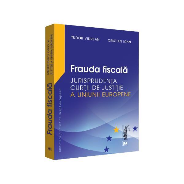 Oprirea fraudei fiscale reprezinta un deziderat esen&539;ial in politica legislativa &537;i economica a Uniunii Europene Miza acestui proces este foarte ridicata &537;i fiecare stat membru este dator sa contribuie prin intermediul masurilor interne la limitarea fenomenului A&537;a cum se intampla de obicei insa lucrurile sunt mult mai complicate in practica decat in teorie Autorita&539;ile na&539;ionale sunt adesea puse in fa&539;a unor mecanisme complexe de fraudare care