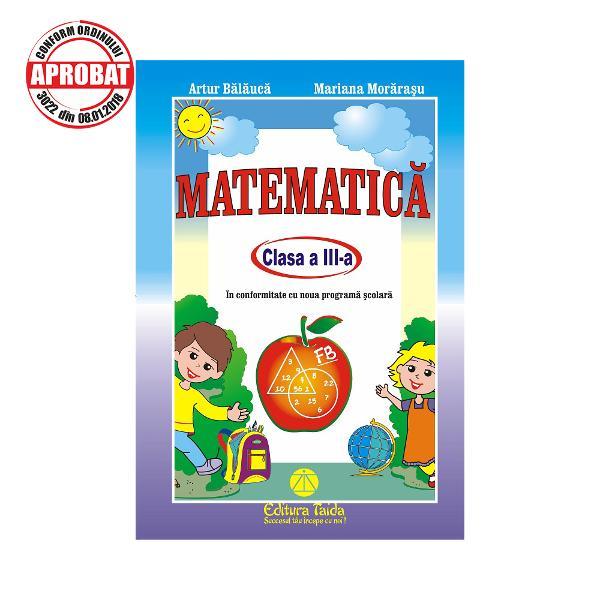 Culegere de matematica clasa a III a