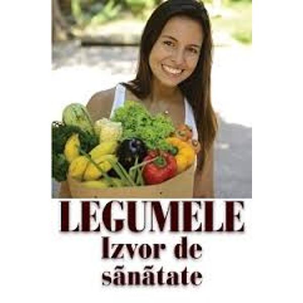 Importanta legumelor in alimentatie este de netagaduitPentru prevenirea si tratarea multor afectiunimedicii si nutritionistii recomanda in mod expres ca regimul alimentar zilnic sa fie bazat pe consumul legumelorAcestea constituie surse naturale de hrana sanatoasa si aduc in organism o serie de nutrientiintre care predomina vitaminelemineralele si enzimeleDe asemenealegumele contin cantitati importante de fibre