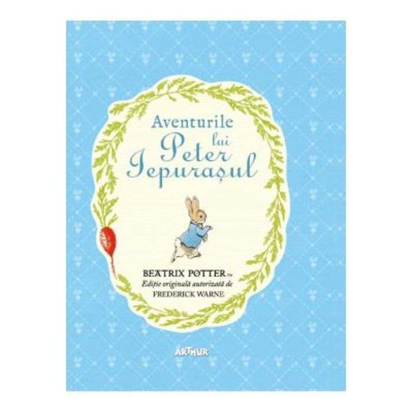 Una dintre cele mai îndr&259;gite c&259;r&355;i publicate vreodat&259; volumul Aventurile lui Peter Iepura&351;ul de Beatrix Potter spune povestea unui iepura&351; neastâmp&259;rat care este urm&259;rit prin gr&259;dina domnului McGregorPeter este membru al unei familii de iepuri care mai are în componen&355;&259; trei fete &351;i o doamn&259; iepure mama lui Peter Dar b&259;ie&355;elul familiei nu se asem&259;n&259; cu surorile sale care