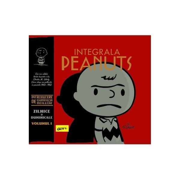 PEANUTS este una dintre cele mai cunoscute benzi desenate din lume unic&259; la momentul apari&539;iei sale pentru c&259; personajele erau copii care ar&259;tau ca ni&537;te copii dar care de cele mai multe ori aveau gânduri &537;i discu&539;ii de adul&539;i Charlie Brown Snoopy Lucy Linus Schroeder au devenit idolii mai multor genera&539;ii de cititori Acest prim volum ce cuprindecomic-strip-urile publicate zilnic sau s&259;pt&259;mânal în