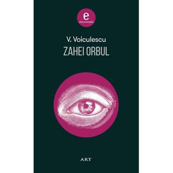 Toate lucr&259;rile lui Voiculescu în special cele în proz&259; transmit un mesaj Mesajul lui Zahei numai n&259;dejdea î&539;i d&259; putereÎntreaga oper&259; literar&259; a lui V Voiculescu - versuri proz&259; teatru - este organizat&259; ca un sistem unitar de r&259;spunsuri la o singur&259; întrebare Poate omul s&259; se transforme s&259;-&537;i schimbe condi&539;ia s&259; devin&259; întâi un altul apoi la un