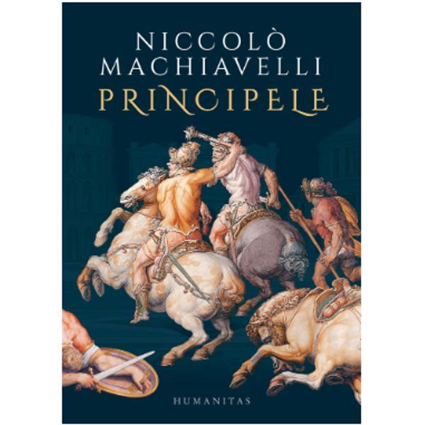 Lucrarea lui Machiavelli adev&259;rat&259; piatr&259; de hotar ce marcheaz&259; întemeierea teoriei politice moderne este rezultatul asimil&259;rii de c&259;tre ilustrul florentin a unei seculare cuget&259;ri asupra istoriei dar mai ales al experien&355;ei sale politice &351;i diplomatice nemijlocite în calitate de cancelar al Republicii Florentine Ambele l-au condus spre o nou&259; &351;i revolu&355;ionar&259; gândire a fenomenului politic ea pleac&259;
