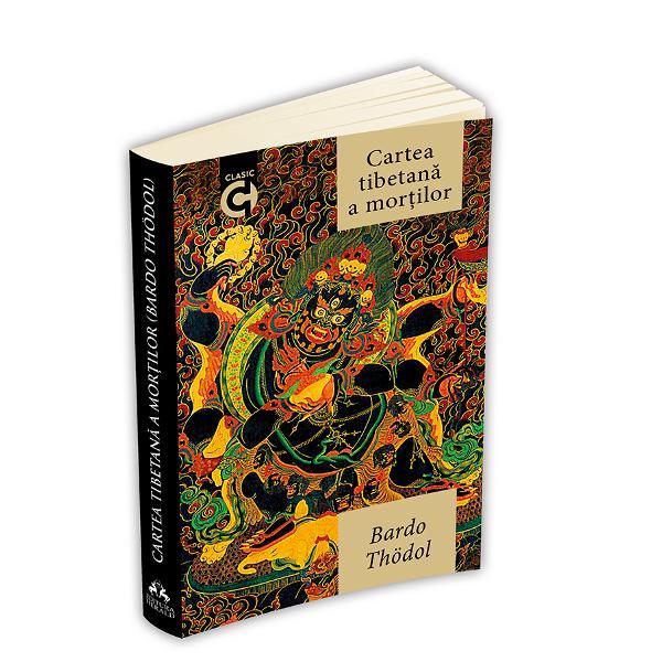 Cartea tibetana a mortilor Bardo Thodol este unul dintre textele fundamentale ale budismului tantric tibetan Vajrayana dar si al intregii spiritualitati a lumiiTema cu care acest text ne confrunta este una extrem de sensibila pentru orice fiinta umana subiect al unor perene framantari metafizice si – dupa cum vom vedea – chiar practice oricat de neobisnuit ar sunap styletext-align
