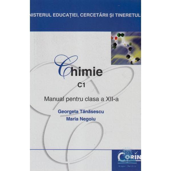 Chimie XII C1 ed2008 - Tanasescu
