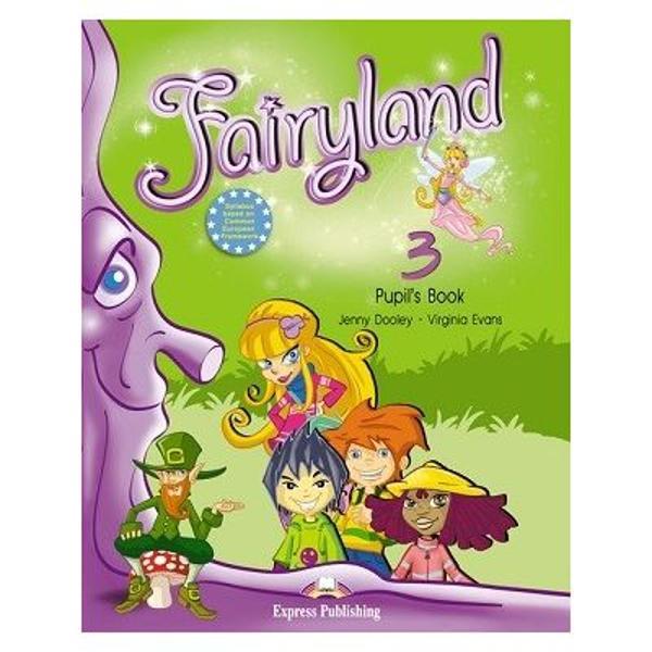 Fairyland 3 Pupils Book