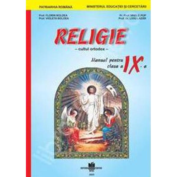 Religie manual clasa a IX a