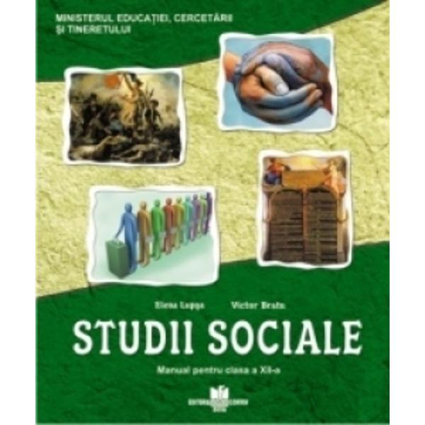 Manual studii sociale clasa a XII a