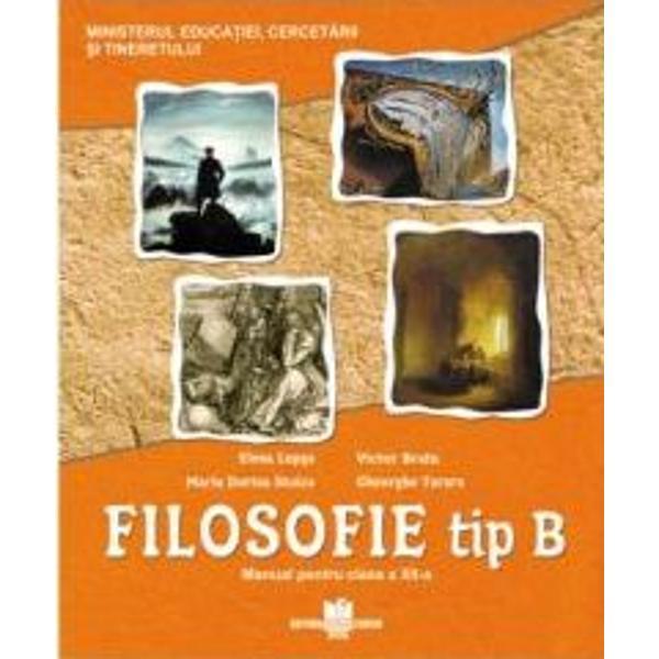 Manual de filosofie tip B clasa a XII a