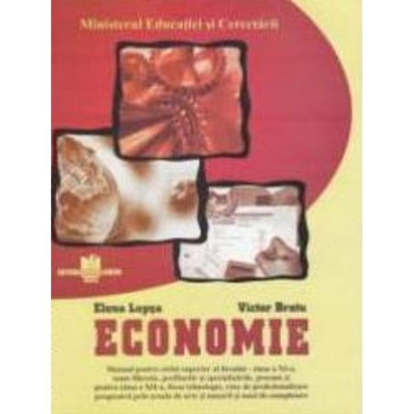 Manual de economie clasa a XI a