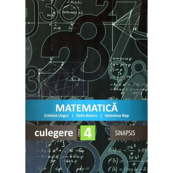Matematica culegere clasa a IV a