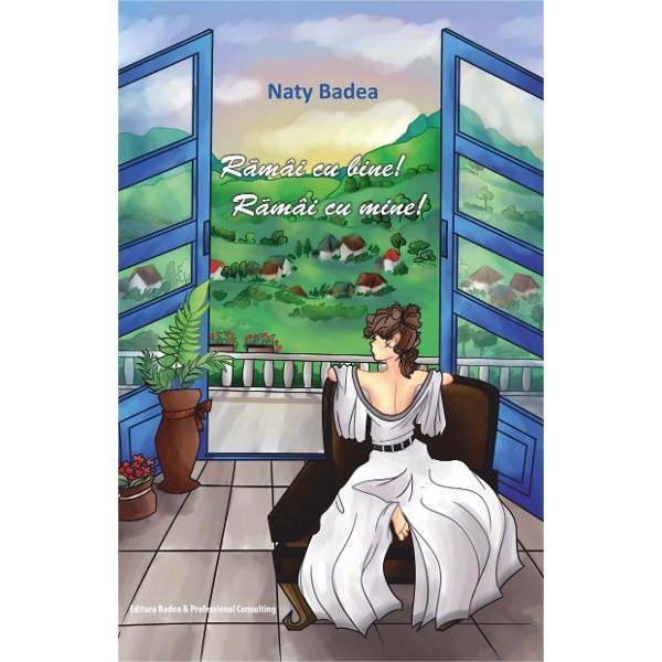"""RomanulRamai cu bine Ramai cu minedezvaluie destinul protagonistei Clara Stanescu in sapte povesti de iubire diferite si de aceea inedite si impresionanteO carte despre alegeri in viata despre iubire suferinta si asumare O cina misterioasa care se petrece in casa ei colorata dintre dealurile Toscanei O metafora despre viata si despre sensul existentei in cautarea fericirii Si un final neasteptat care sparge toate cliseele """"Cartea aceasta spune"""