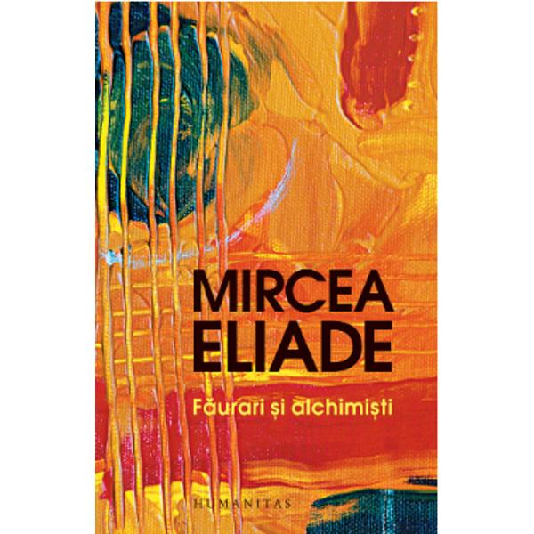 "Alchimia – scrie Mircea Eliade &8210; nu este o prefigurare dep&259;&537;it&259; a chimiei Nu este o &537;tiin&539;&259; imperfect&259; ci un fenomen cultural cu semnifica&539;ie cosmic&259; metafizic&259; &537;i spiritual&259; care ""a l&259;sat o mo&537;tenire mult mai mare lumii moderne decât o chimie rudimentar&259; i-a transmis credin&539;a sa în transmuta&539;ia Naturii &537;i ambi&539;ia sa de a st&259;pâni Timpul"" Alchimia"