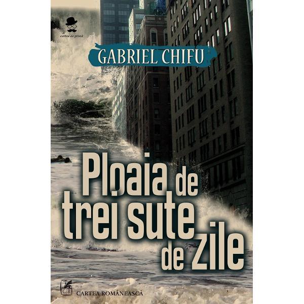 Romanul lui Gabriel Chifu este o distopie Autorul a scris cronica neagr&259; a straniei mor&355;i prin înec a unei &355;&259;ri dominate de p&259;cat violen&355;&259; nestatornicie &351;i de&351;ert&259;ciune moral&259; Postmodern&259; în structur&259; cartea str&259;luce&351;te prin îmbinarea de nara&355;iune clasic&259; &351;i poezie medita&355;ie filozofic&259; &351;i explorare a min&355;ii umane