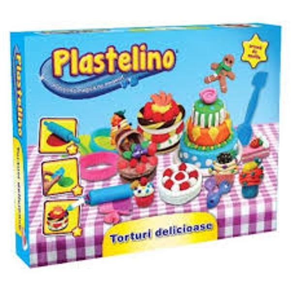 PentruBaieti FeteVarsta3 - 4 ani 4 - 5 ani 5 - 7 ani 7 - 10 aniCuloareMulticolorBrandPlastelinoBine ai venit in lumea lui Plastelino Acesta este locul magic in care poti sa-ti imaginezi sa creezi sa